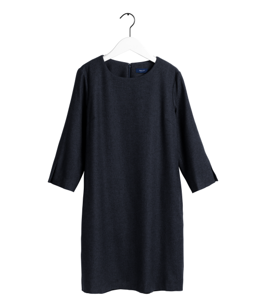 Washable Wool Dress