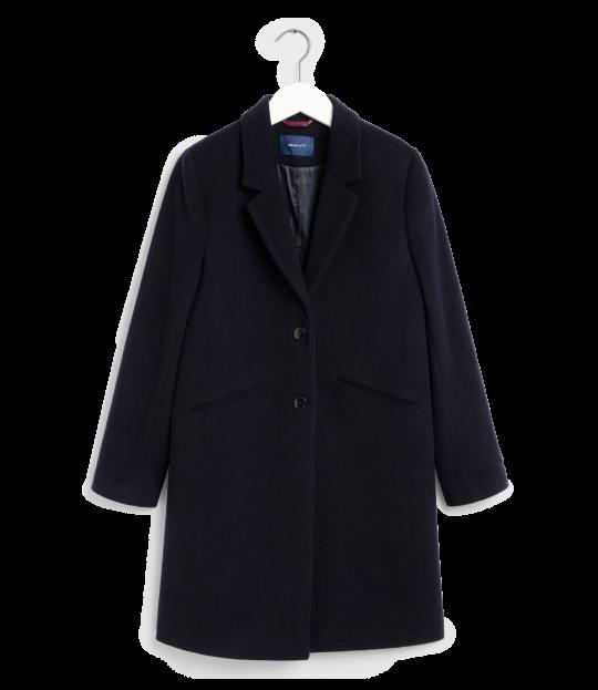 Classic Tailored Coat