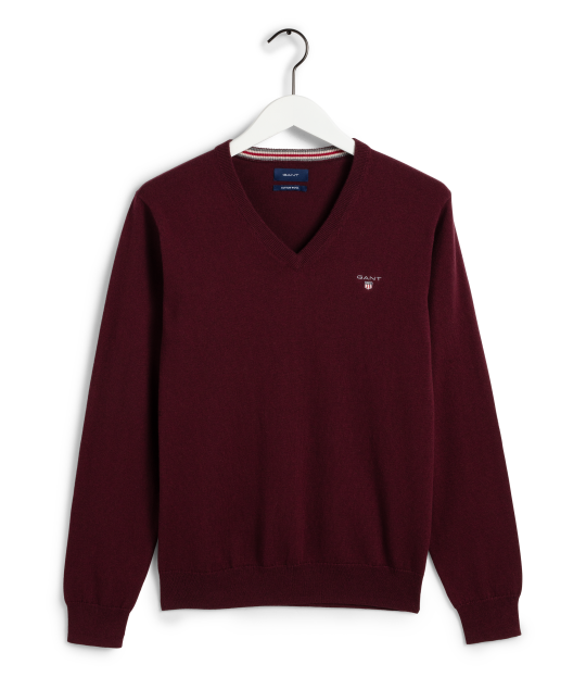 Cotton Wool V-neck
